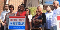 Keisha Lance Bottoms – Keisha Lance Bottoms Announces ...