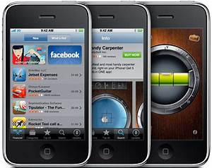 """The iPhone 3G S """"S"""" stands for software Geekcom"""