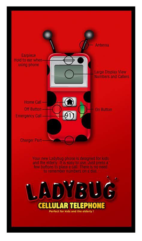 lori west ladybug cell phone