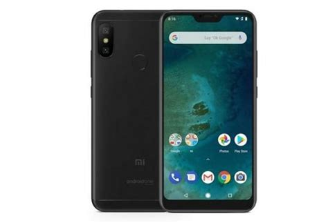 xiaomi mi a2 lite listed before official launch features price leaked
