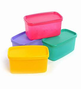 Tupperware Cool square Half - set of 4 by Tupperware