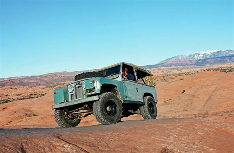 land rover series 3 custom 1960 land rover series ii offroad 4x4 custom truck classic