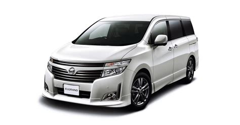 Nissan Elgrand Picture by Nissan Elgrand E52 2010 Present Reviews Productreview
