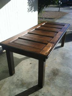 tables made from doors doors made into tables is better than new