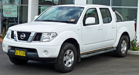 Nissan Navara Photo by 2010 Nissan Navara D40 Pictures Information And Specs