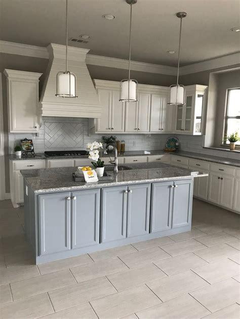 laditude grey  kitchen tiles floor design kitchen