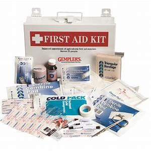 GEMPLER'S Farm First Aid Kit   GEMPLER'S