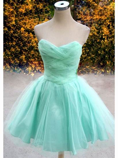Dresses Ball Prom Homecoming Sweetheart Gown Short