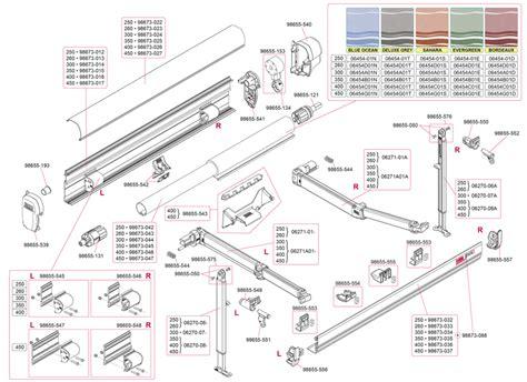 Spare Parts Diagram