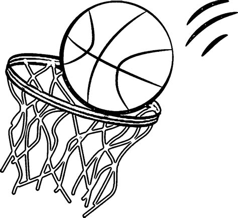 basketball coloring pages printable coloring home