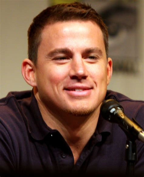 File:Channing Tatum WonderCon, 2012   Wikimedia Commons