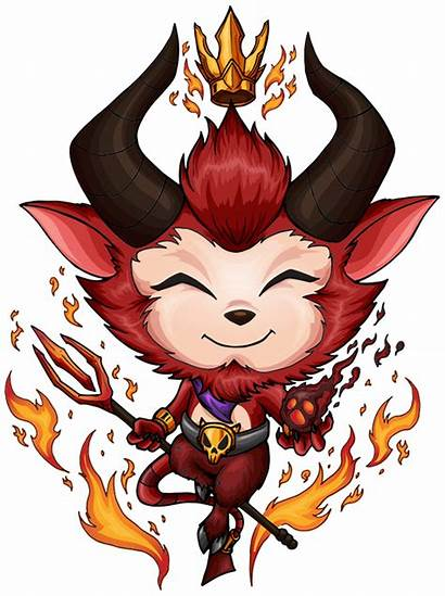 Teemo Devil Behance Clipart Project Clipground