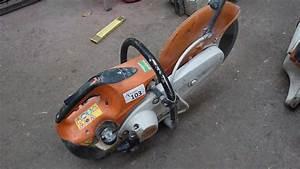 Tronconneuse A Beton : scie tron onneuse b ton stihl ts420 d coupeuse thermique ~ Premium-room.com Idées de Décoration