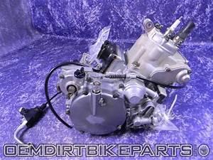 Yamaha Yz125 Engine Motor Kit Cases Cylinder Crank 96 97