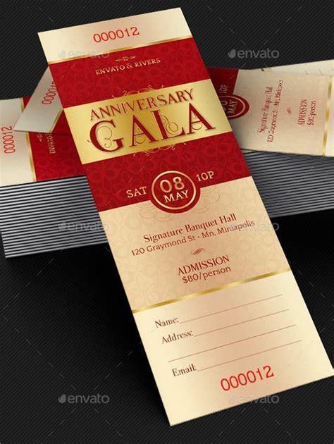 sample ticket invitations  illustrator indesign