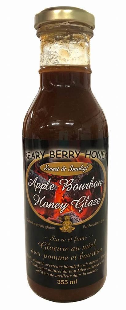 Bourbon Honey Glaze Apple Glazes Sauces Berry