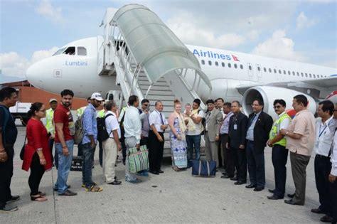 flights resumed in mumbai nac resumes direct flights to mumbai money the kathmandu post