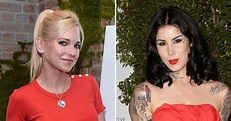 Anna Faris and Kat Von D Bond Over Cheating Exes