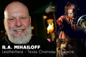 Leatherface R.A. Mihailoff - Shadow Nation
