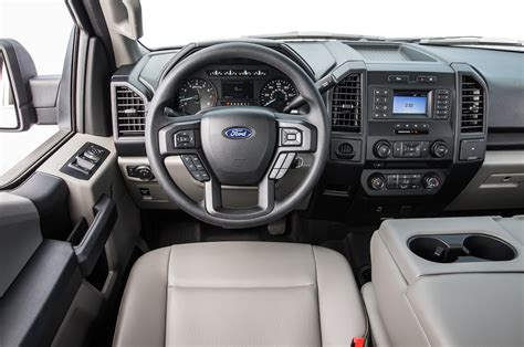 ford f150 interior ford f 150 is the 2018 motor trend truck of the year