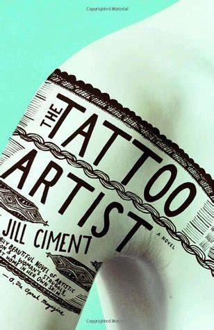 tattoo artist  jill ciment reviews discussion bookclubs lists