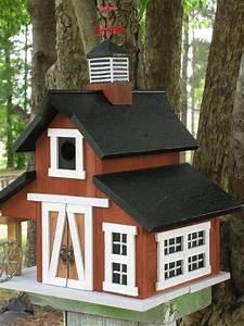 barn, birdhouses, spring, birdhouses, rustic, birdhouse, for