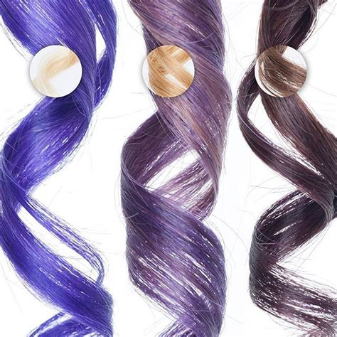 extreme purple daily conditioner hair overtone hair