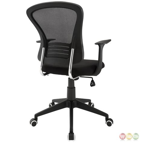 back support for office chair poise modern ergonomic mesh back office chair with lumbar 27518