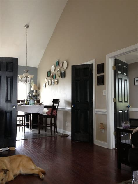 awesome black interior doors completing elegant room design amaza design