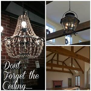 Design Tip: Don't Forget the Ceiling - Domestic Charm