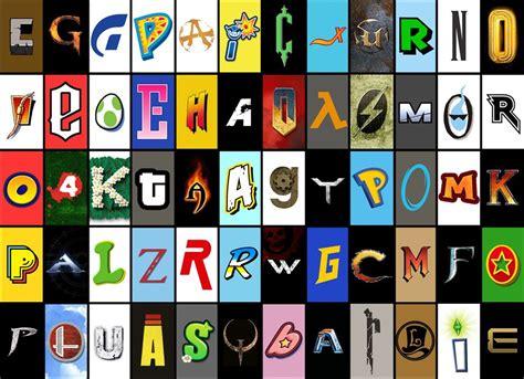 name the game video game font quiz ausretrogamer