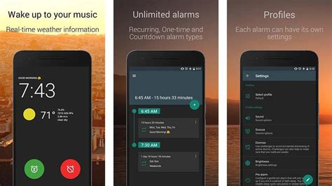 best free alarm clock app android best alarm clock apps for android