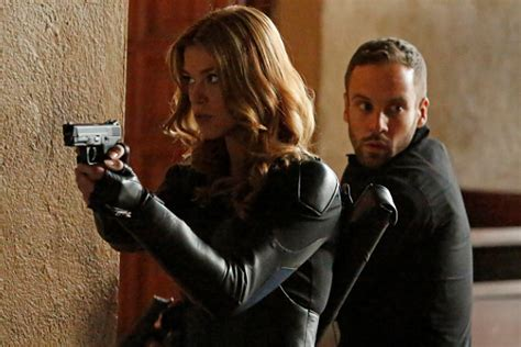 adrianne palicki screencaps is there a mockingbird and hunter agents of shield spinoff