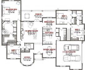 house plans with 4 bedrooms 4 bedroom house plans page 299