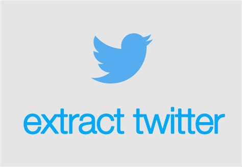 extract twitter data automatically  scheduler