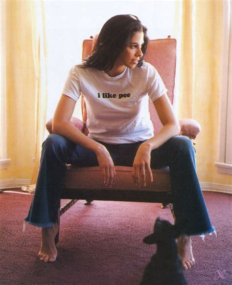 Sarah Silverman's Feet