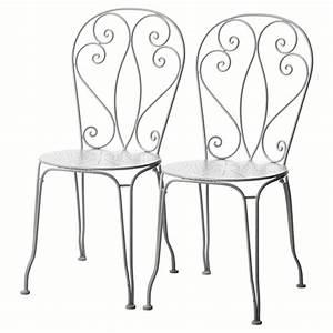 chaise de jardin fer forge castorama chaise idees de With castorama chaise de jardin