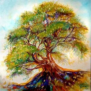 TREE OF LIFE IX - by Marcia Baldwin from Landscapes