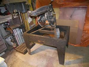 Dewalt 3521 Radial Arm Saw