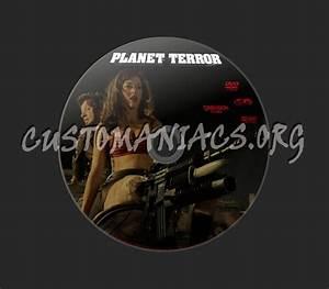 Planet Terror Dvd Label