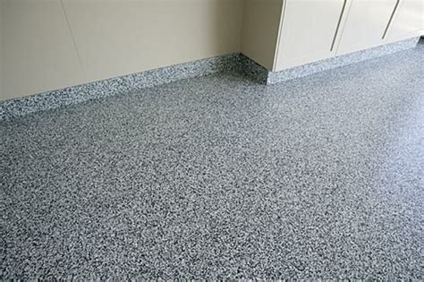 garage epoxy flooring   Garage Flooring to Evoke Comfy