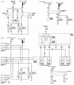 2000 Nissan Altima Wiring Diagrams