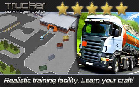 3d monster truck racing games amazon com trucker parking simulator realistic 3d