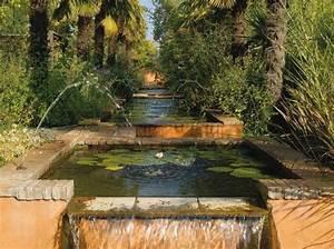 Jardin De Reve : fontaines un coin de r ve au jardin elle d coration ~ Melissatoandfro.com Idées de Décoration
