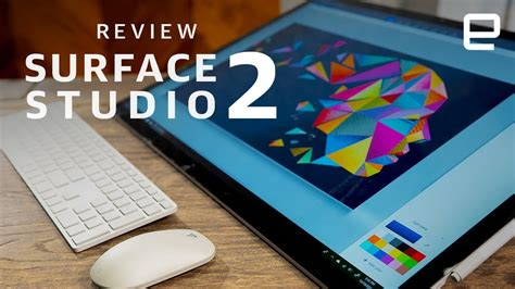 surface studio 2 review a better all in one pc twist youtube
