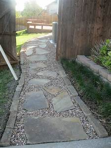 Flagstone Walkway | Captain Ron's Lawns & Landscaping, Inc.