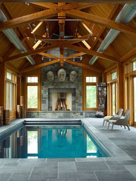 incredible private indoor pools  wont  exist  pricey pads