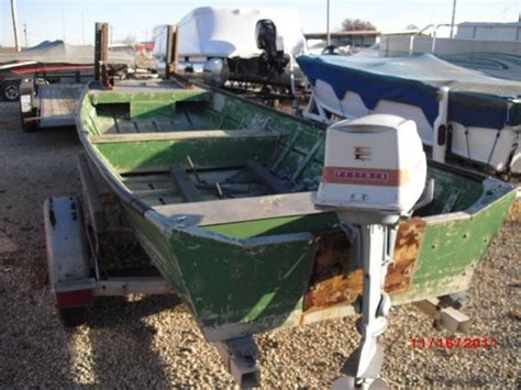 Aluminum Jon Boat Companies by Appleby 16 Jon Aluminum Boats Used In Rock Island Il Us
