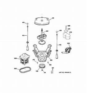 Ge Washer Parts Diagram
