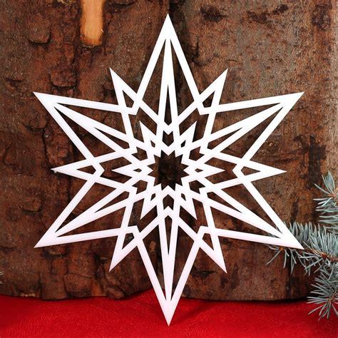 Fensterbilder Weihnachten Basteln Sterne by Fensterbilder Deko Aus Holz Und Acrylglas F 252 R